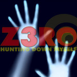 Z3RO - Hunting Down Myself (Front Cover)