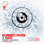 PARISI, Roberto & DAST - What A People (Front Cover)