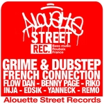 VARIOUS - Grime & Dubstep French Connection (Front Cover)