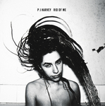 PJ HARVEY - Rid Of Me (Front Cover)
