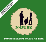 N DUBZ - You Better Not Waste My Time (Front Cover)