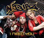 N-DUBZ - I Need You (Front Cover)
