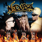 N-DUBZ - Playing With Fire (Digital Version) (Front Cover)
