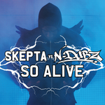 SKEPTA feat N-DUBZ - So Alive (Front Cover)