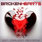 VARIOUS - Broken Hearts Riddim (Front Cover)