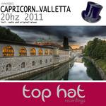 CAPRICORN meets VALLETTA - 20hz 2011 (Front Cover)