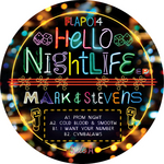 MARK & STEVENS - Hello Nightlife EP (Front Cover)