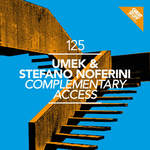 UMEK/STEFANO NOFERINI - Complementary Access (Front Cover)
