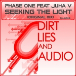 PHASE ONE feat JUHA V - Seeking The Light (Front Cover)
