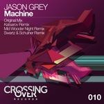 GREY, Jason - Machine (Front Cover)