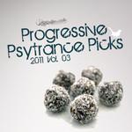 VARIOUS - Progressive Psy Trance Picks 2011 Vol 3 (Front Cover)