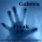 GABEEN - Freak EP (Front Cover)