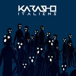 KARASHO - It Aliens (Front Cover)