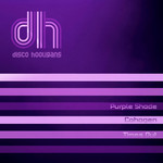DISCO HOOLIGANS - Purple Shade EP (Front Cover)