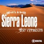 AGENT K & BELLA - Sierra Leone (Front Cover)