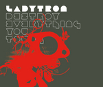 LADYTRON - Destroy Everything You Touch (Front Cover)
