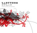 LADYTRON - Sugar (Front Cover)