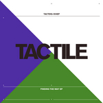TACTILE/BOB & ROCKY - Finding The Way (Front Cover)