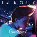 LA ROUX - Quicksand (Front Cover)