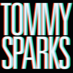 TOMMY SPARKS - Tommy Sparks (Front Cover)