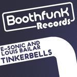 E SONIC & LOUIS BAILAR - Tinkerbells (Front Cover)