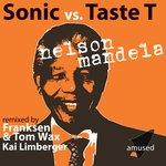 SONIC vs TASTE - Nelson Mandela (Front Cover)