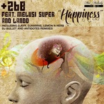 +268 feat MELUSI SUPER & LANDO - Happiness (Front Cover)