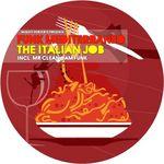 FUNK MEDITERRANEO - The Italian Job (Front Cover)