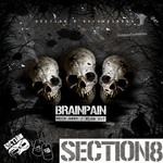BRAINPAIN - Mech Army (Front Cover)