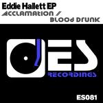HALLETT, Eddie - Eddie Hallett EP (Front Cover)