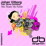 VILBORG, Johan feat SEVEN PALMBERG - She Made Me Smile (Front Cover)