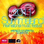 VARIOUS - Summaland International Music Festival Compilation (Front Cover)