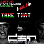 ABITUS FORTISSIMA CORDA feat LISA LIN - Take That EP (Front Cover)