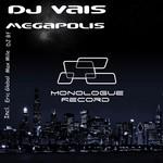 DJ VAIS - Megapolis (Front Cover)