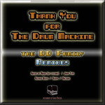 THANK YOU FOR THE DRUM MACHINE - DD Family (remixes) (Front Cover)