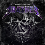 NEOPHYTE & THA PLAYAH - Trasher! (Front Cover)