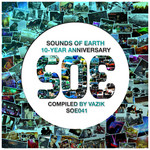 VARIOUS - SOE 10 Year Anniversary (Front Cover)