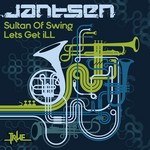 JANTSEN - Sultan Of Swing (Front Cover)