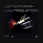 VARIOUS - Contemporary Low Frequenzies part 2 (Front Cover)