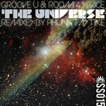 GROOVE U & ROOM 4 SPACE - The Universe (Front Cover)