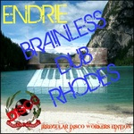 ENDRIE - Brainless Dub Rhodes (Irregular Disco Workers Edition) (Front Cover)