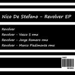 DE STEFANO, Nico - Revolver EP (Front Cover)
