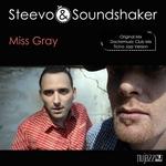 STEEVO & SOUNDSHAKER - Miss Gray (Front Cover)