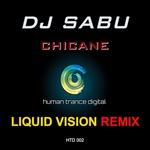 DJ SABU - Chicane Remix (Front Cover)