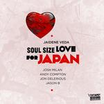 VEDA, Jaidene - Soul Size Love (For Japan) (Front Cover)