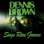 BROWN, Dennis - Sings Rare Grooves (Front Cover)