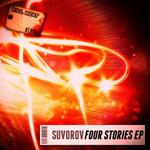 SUVOROV - Four Stories EP (Front Cover)