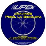 CRAVINGS - La Bicicleta (Front Cover)