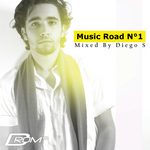 DIEGO S/VARIOUS - Music Road No 1 (Front Cover)