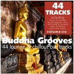 VARIOUS - Buddha Grooves Vol 6 (Front Cover)